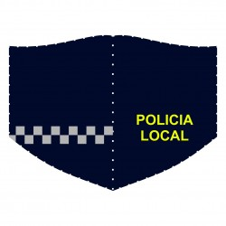 MASCARILLA POLICIA LOCAL